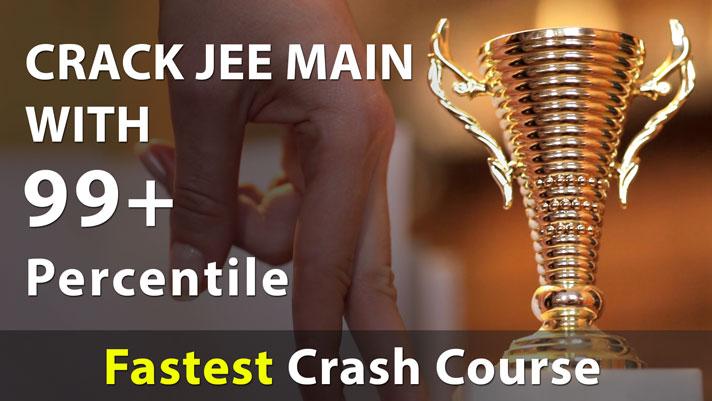 JEE Main Crash Course